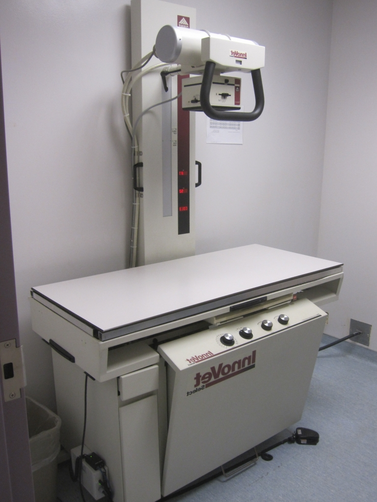 Digital Xray unit